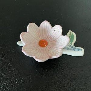 bordje schaaltje Secret Garden bloem