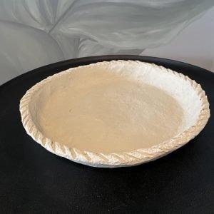 schaal handgemaakt decoratie papier maché