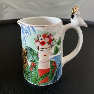 kannetje Frida Kahlo tropisch