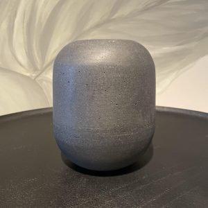 vaas bloempot steen grijs
